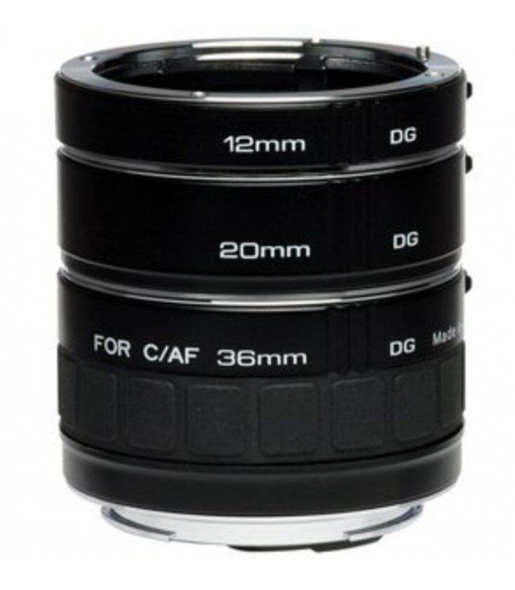Kenko Tubo Extension (3) Canon Eos Ef/efs Digital