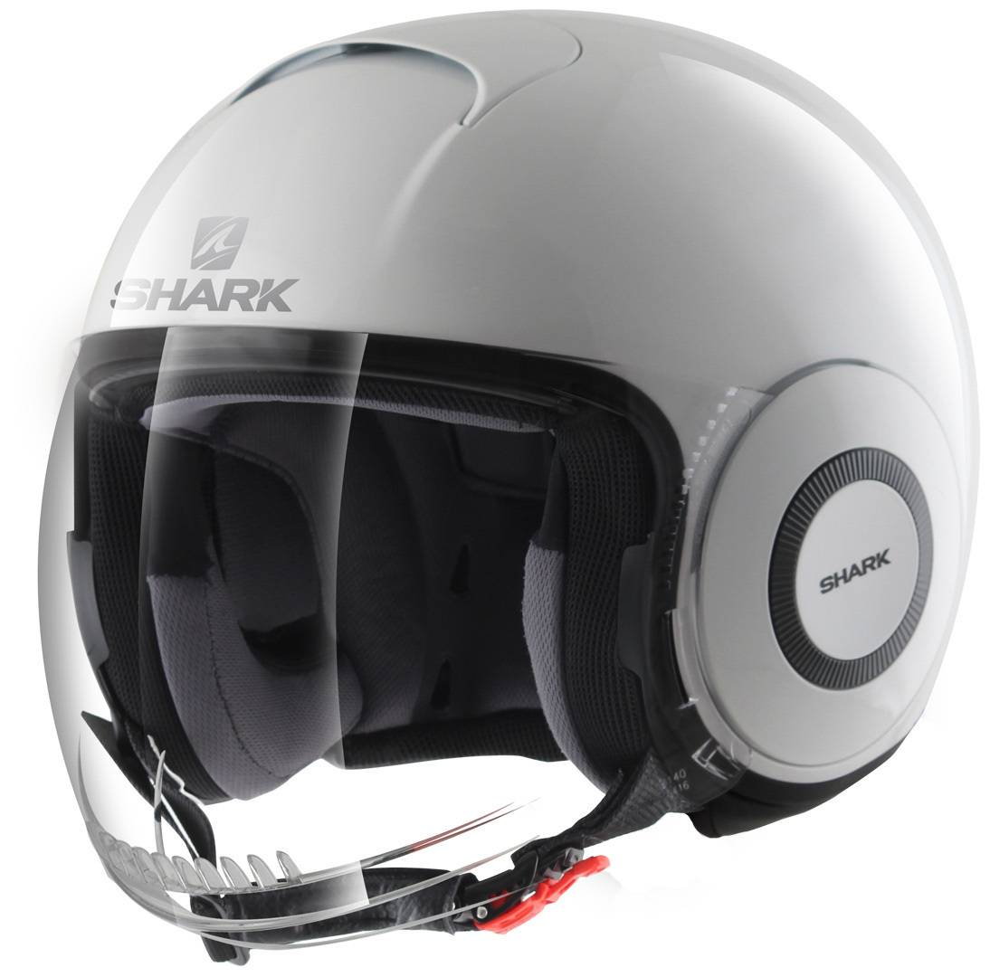 Shark Micro Casco Blanco S (55/56)