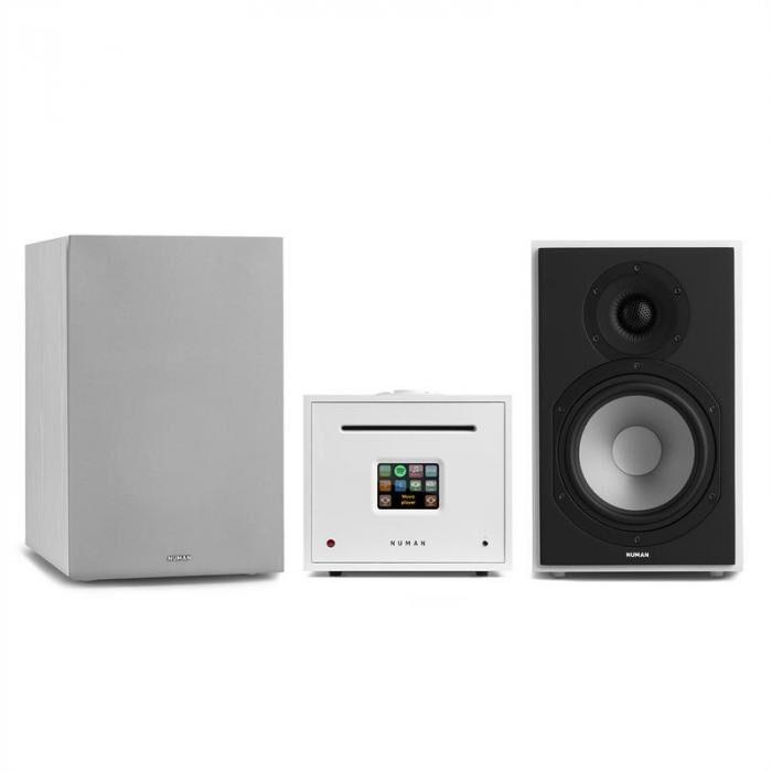 Numan Unison Reference 802 Edition – Equipo de música Amplificador Altavoces + Tapa (PL-250-187-216)