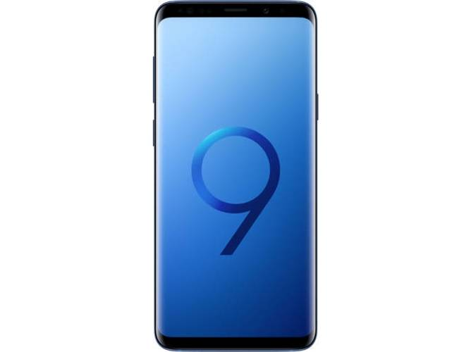 Samsung Smartphone SAMSUNG Galaxy S9+ (6.2   - 6 GB - 64 GB - Azul)