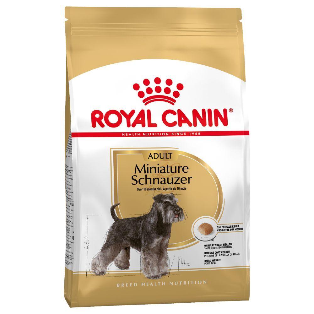 Royal Canin 2 x 7,5 Royal Canin Schnauzer Miniatura Adult pienso para perros