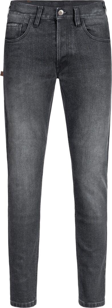 Rokker tech Super Slim Pantalones vaqueros de moto Negro 34