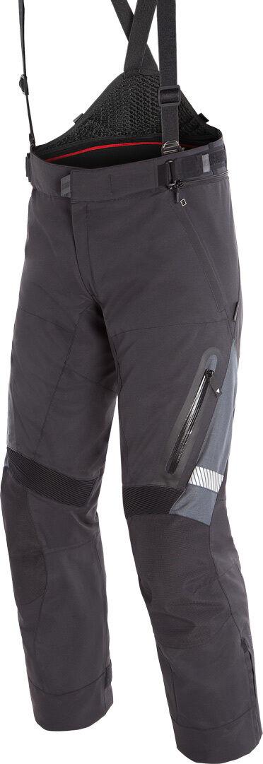 Dainese Gran Turismo GoreTex Pantalones de moto textil Negro 50