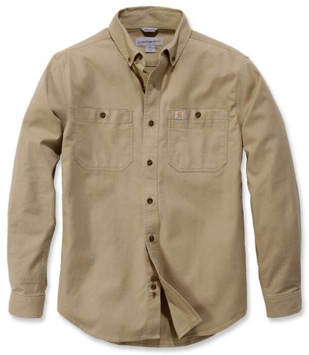 Carhartt Rugged Flex Rigby Camisa de trabajo Verde M
