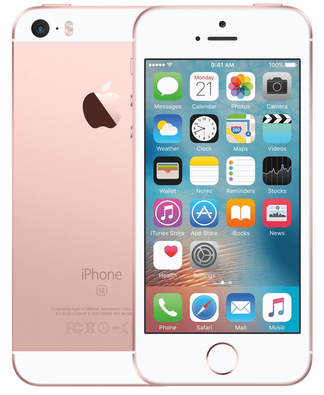 Apple iPhone SE - COMO NUEVO