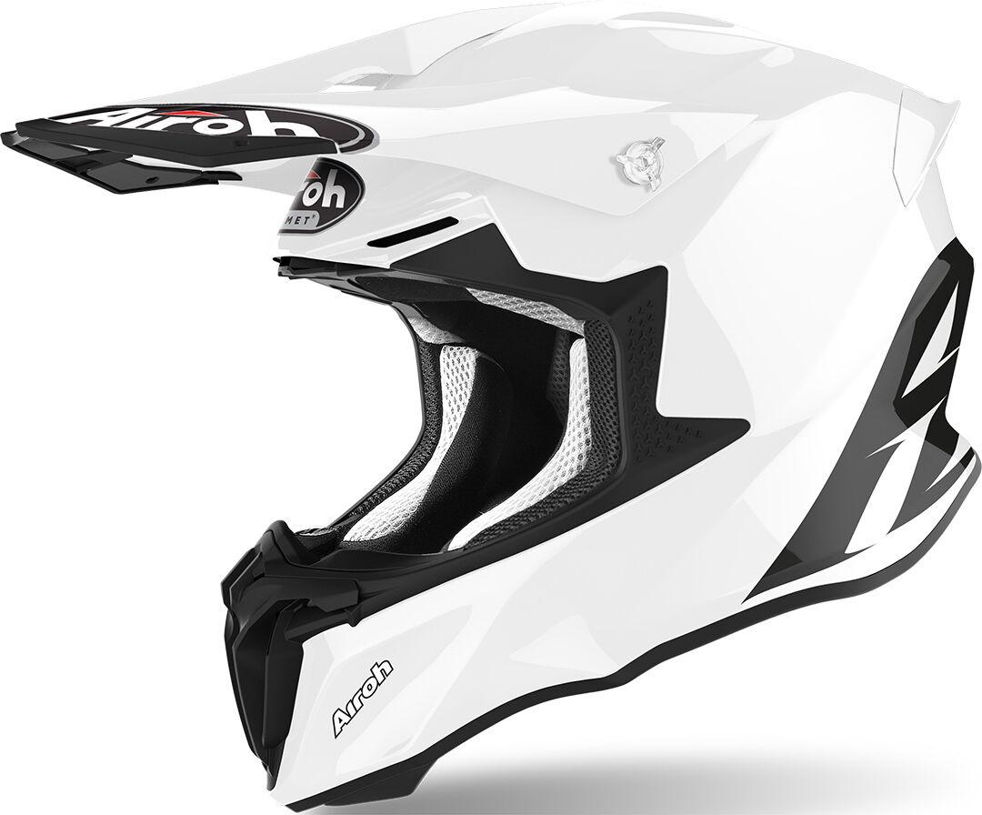 Airoh Twist 2.0 Color Casco de Motocross Blanco L