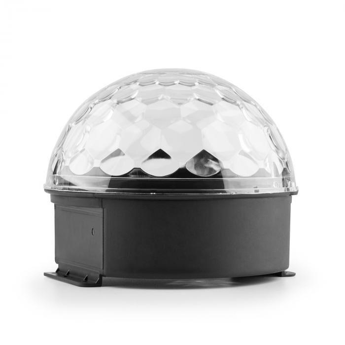 MAX Magic Jelly Bola de DJ Efectos de luz LED RGB Control musical