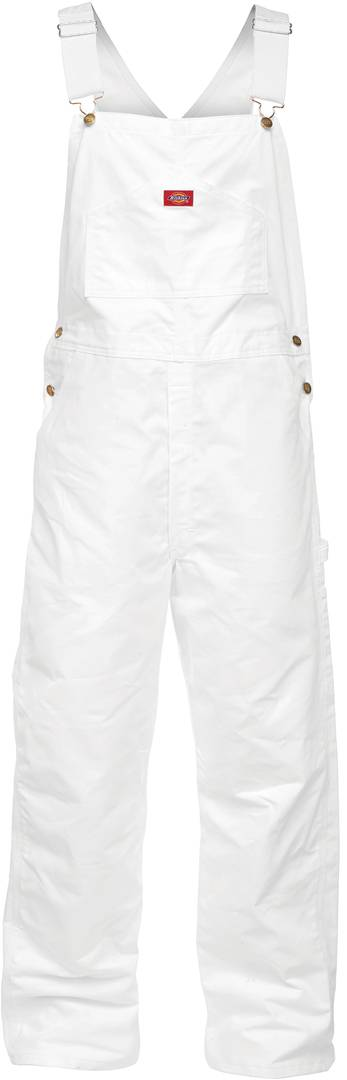 Dickies Painters Bib General Blanco 36