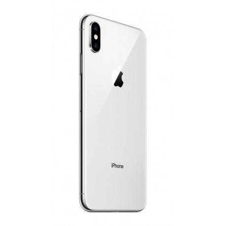 "Apple iPhone XS Max 16,5 cm (6.5"""") 512 GB SIM doble Plata"