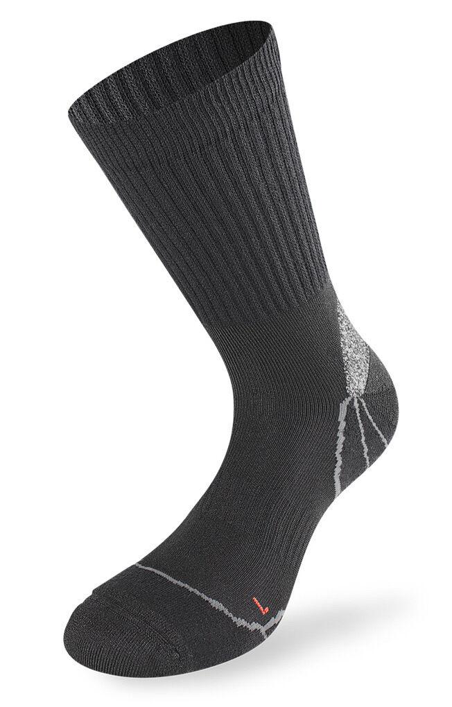 Lenz Trekking 1.0 Socks Calcetines Negro 42 43 44