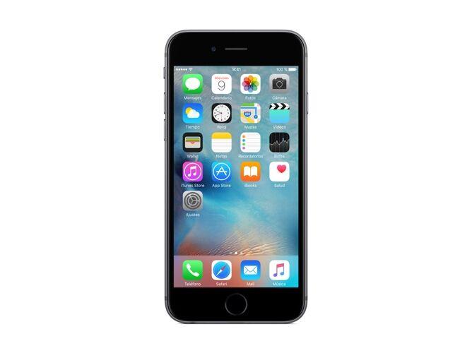 Apple Smartphone APPLE iPhone 6s 4.7   128GB gris espacial