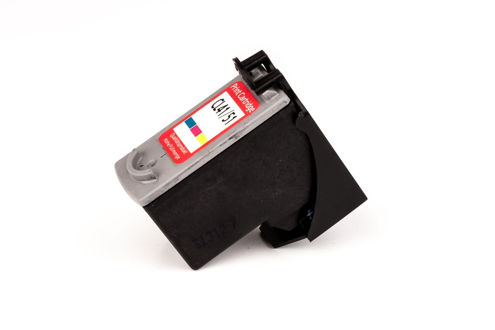 Canon Cartuchos para impresoras para Canon 0617B001 / CL-41 color compatible (marca ASC)