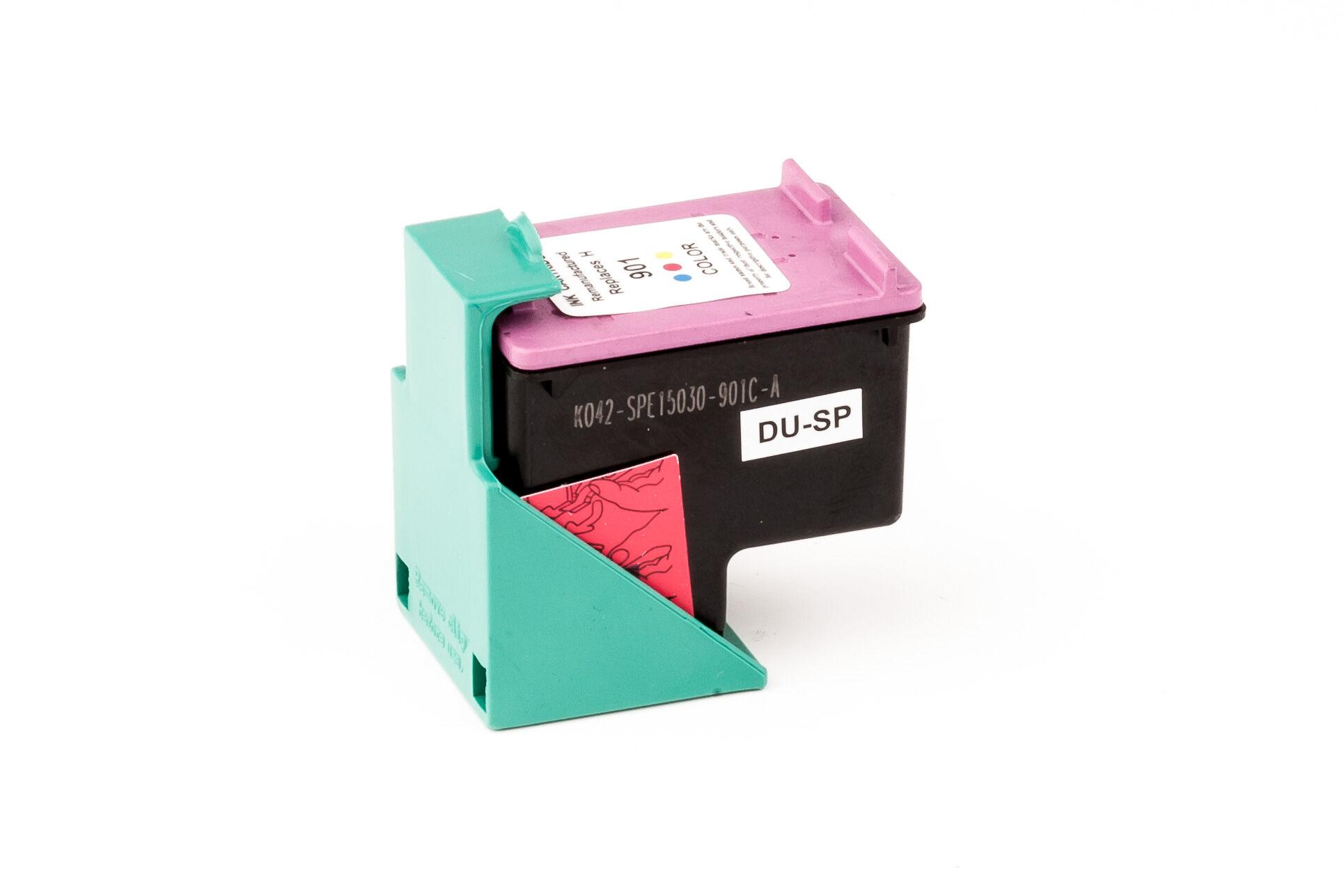 HP Cartuchos para impresoras para HP CC656AE / 901 color compatible (marca ASC)