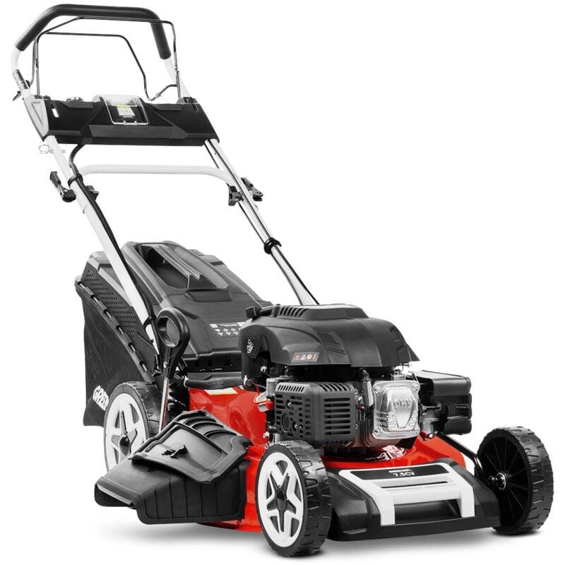 Greencut - Cortacésped GLM880XE gasolina 224cc 7.5cv arranque eléctrico