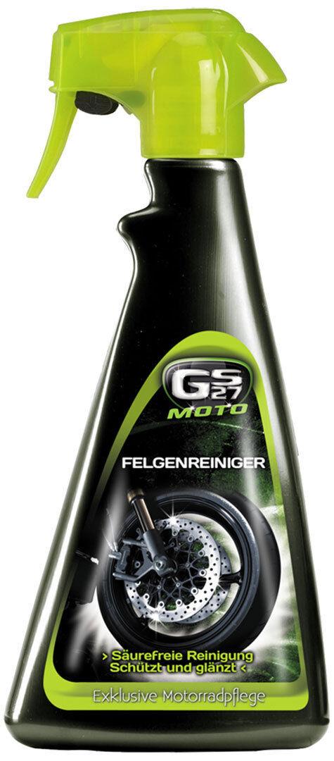 GS27 Moto Limpiador de rueda