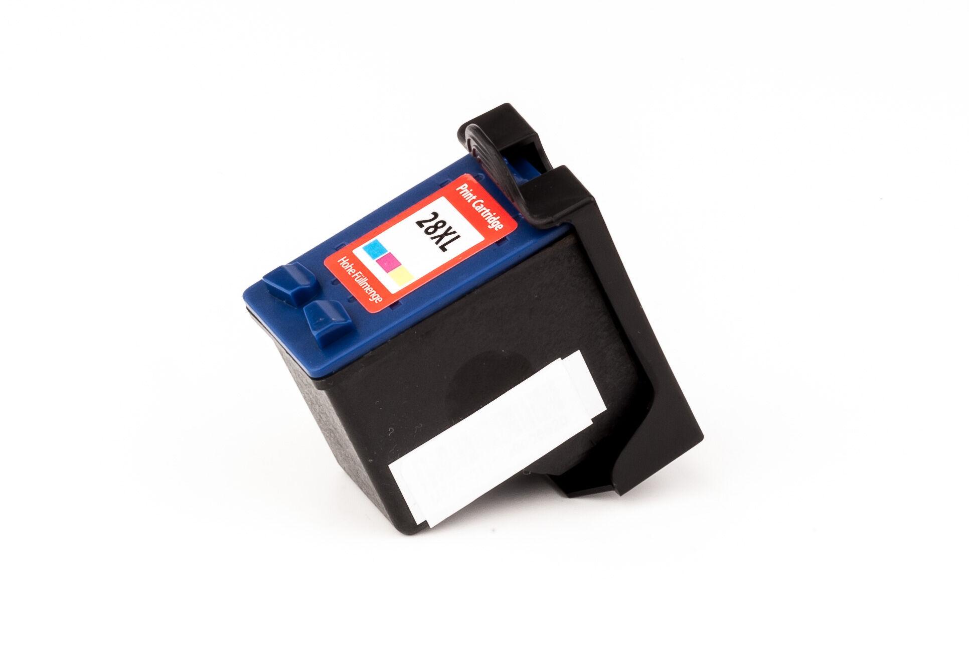 HP Cartuchos para impresoras para HP C8728AE / 28 color compatible (marca ASC)