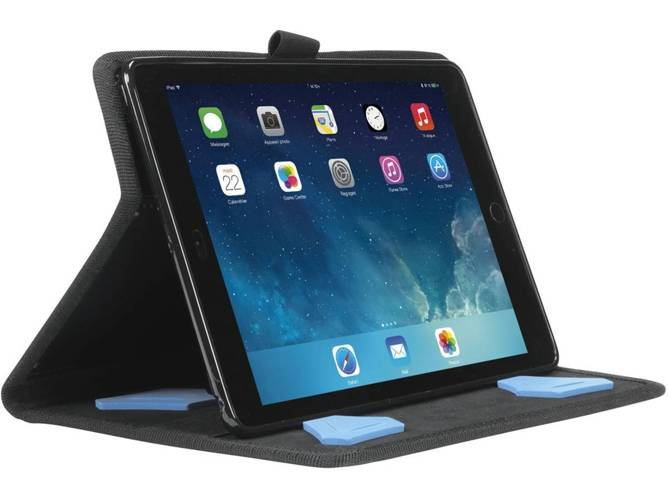 MOBILIS Funda iPad 2 MOBILIS 051002 Negro