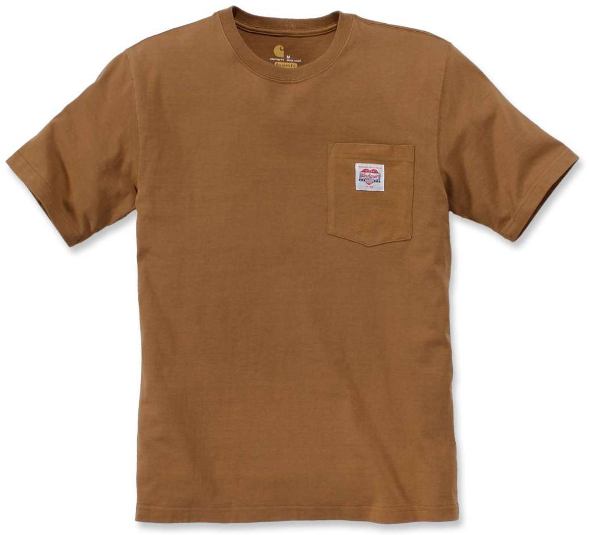 Carhartt K87 Icon Camiseta de Edición Limitada Marrón 2XL