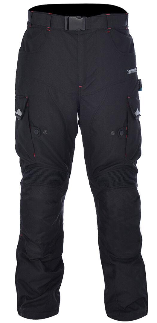 Oxford Montreal 2.0 Pantalones de moto textil Negro S