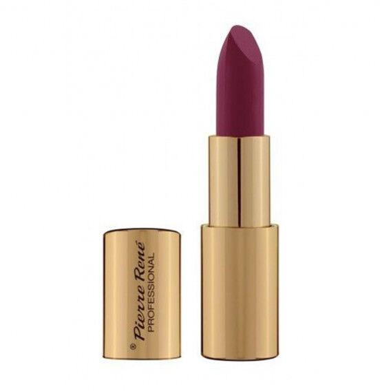 Pierre Rene Royal Mat Lipstick 13 - Violet Touch 4,8g