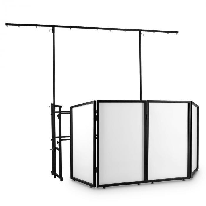 FrontStage Juego Cabina de DJ con soporte para elementos de luz (PL163676)