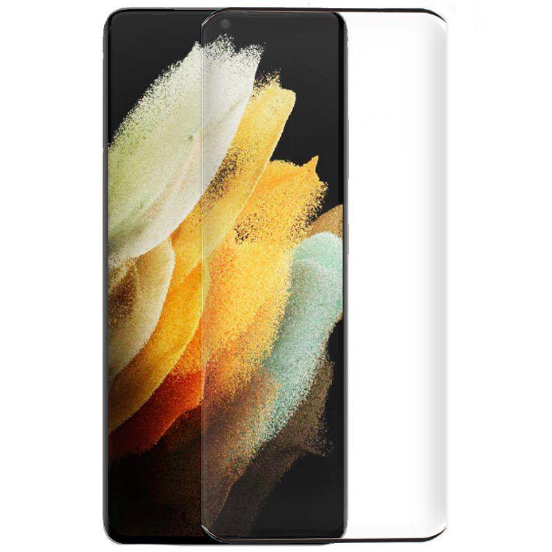 Samsung Protector Pantalla Cristal Templado Samsung G998 Galaxy S21 Ultra (Curvo)