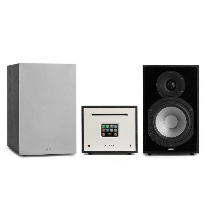 Numan Unison Reference 802 Edition – Equipo de música Amplificador Altavoces + Tapa (PL-249-186-216)