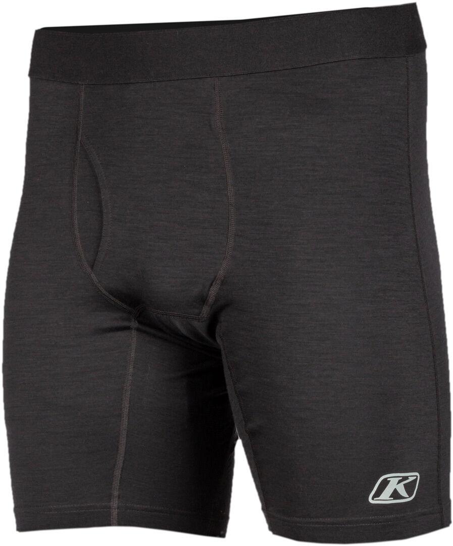 Klim Teton Merino Wool Boxers Pantalón funcional Negro L