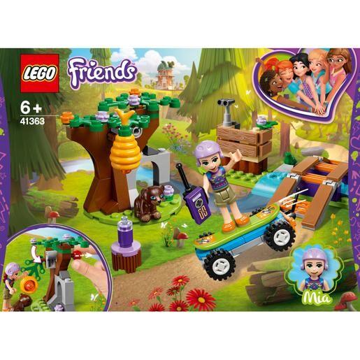 Lego Friends - Aventura en el Bosque de Mia - 41363