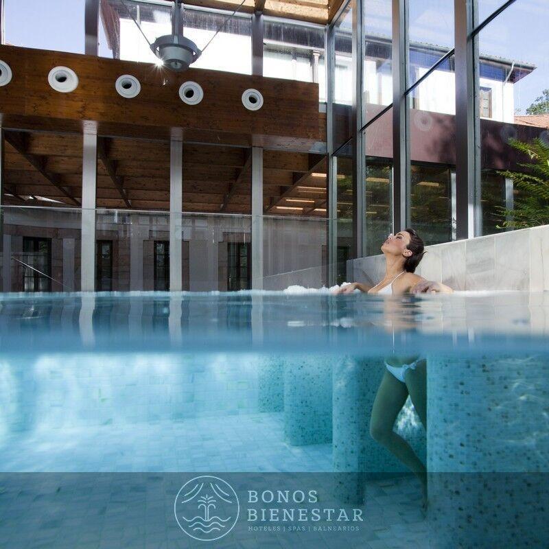 Las Caldas Villa Termal Bono Escapada Una Noche en el Gran Hotel de Las Caldas Villa Termal