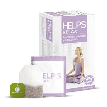 Helps RELAX BIO 20 Infusiones