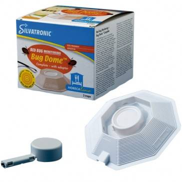 Silvatronic The bed BUG DOME - Kit bug detector thermal unit