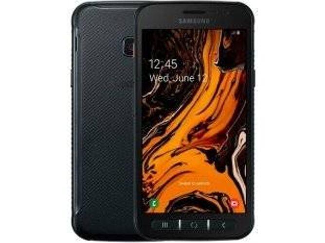 Samsung Smartphone SAMSUNG Galaxy Xcover 4S Enterprise Edition (5   - 3 GB - 32 GB - Negro)