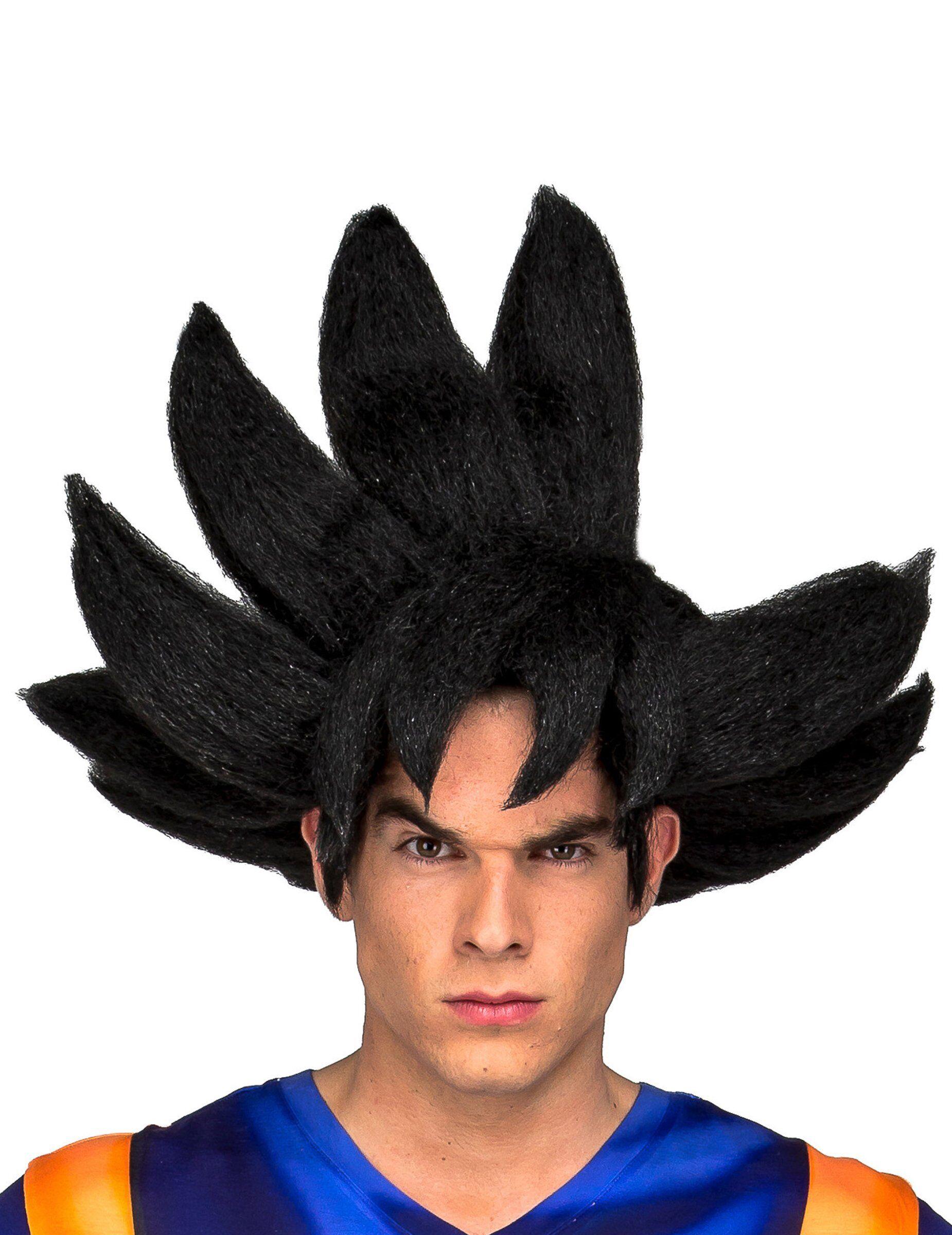 Vegaoo.es Peluca Goku Dragon Ball adulto