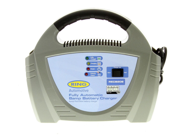RING Cargador de batería RING RECB208
