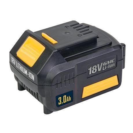 Batería de litio 18v 3.0 ah. gmc