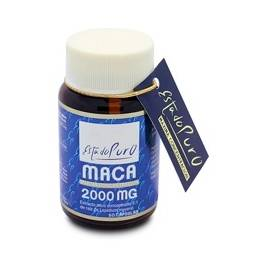 Tongil Cad-28/12/20 Tongil Estado Puro Maca 2000 mg 60 caps