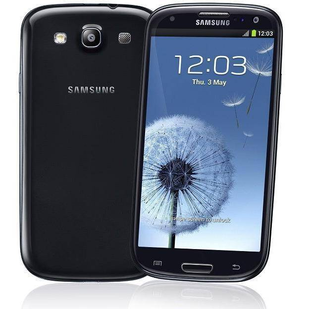 Samsung Galaxy S3 16 Gb i9300 Negro Libre