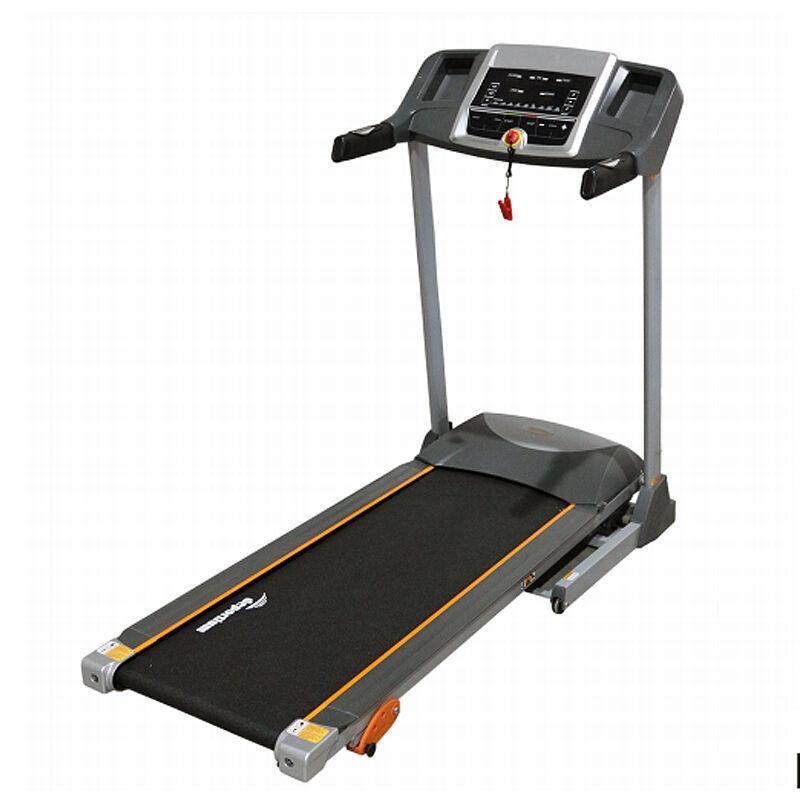 Cinta de correr Deportium Tm 700 Low Cost: Ideal para uso doméstico