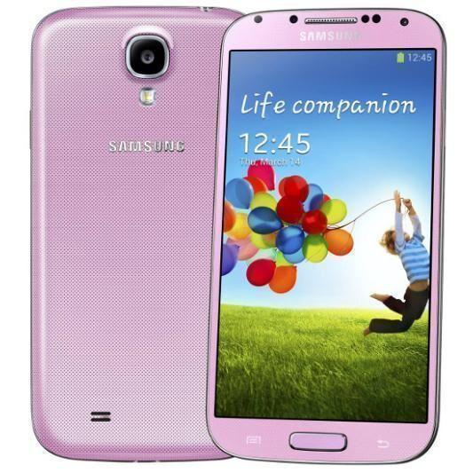 Samsung Galaxy S4 16 Gb i9505 4G Rosa Libre