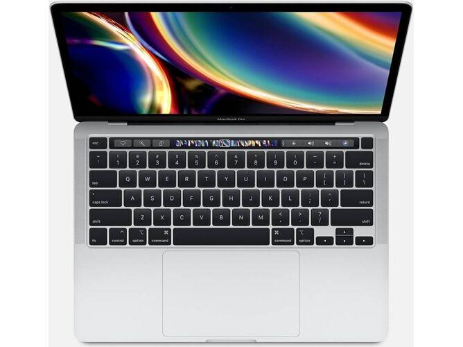 Apple MacBook Pro APPLE Plata - MXK72Y/A (13.3   - Intel Core i5 - RAM: 8 GB - 512 GB SSD - Intel Iris Plus Graphics 645)