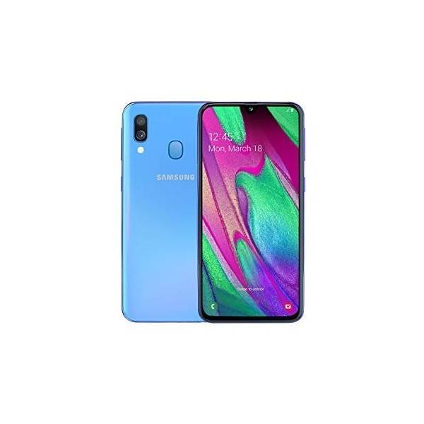 "Samsung Galaxy A40 SM-A405F 4+64GB 5.9"" Azul DS"