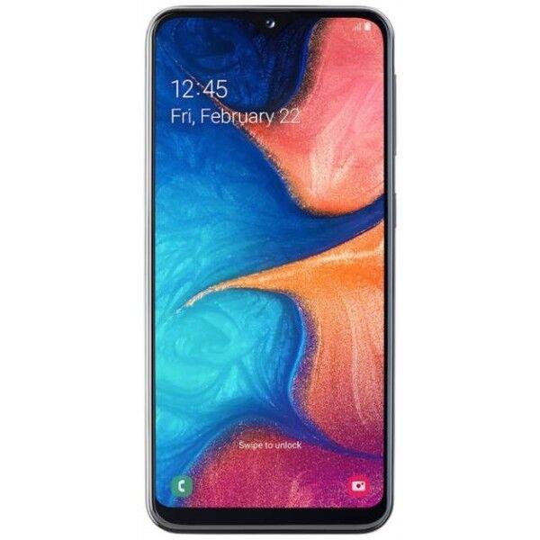 """Samsung Galaxy A20e SM-A202F 3+32GB 5.8"""" Negro DS"""