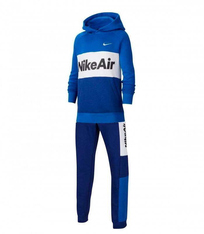 Nike Chandal Nike Air Azul L Large