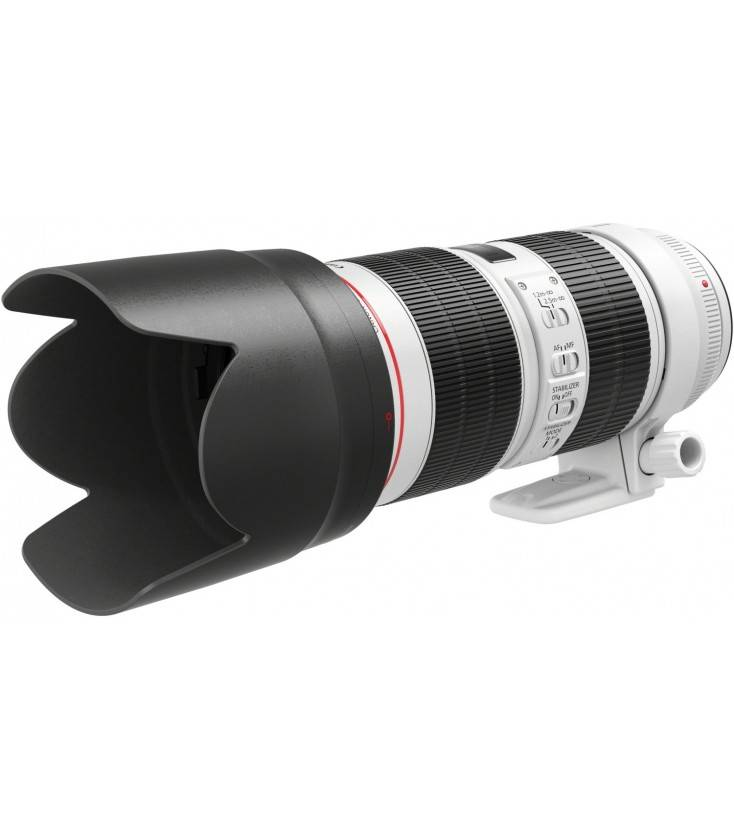 Canon Ef 70-200 Mm F / 2,8l Is Iii Usm