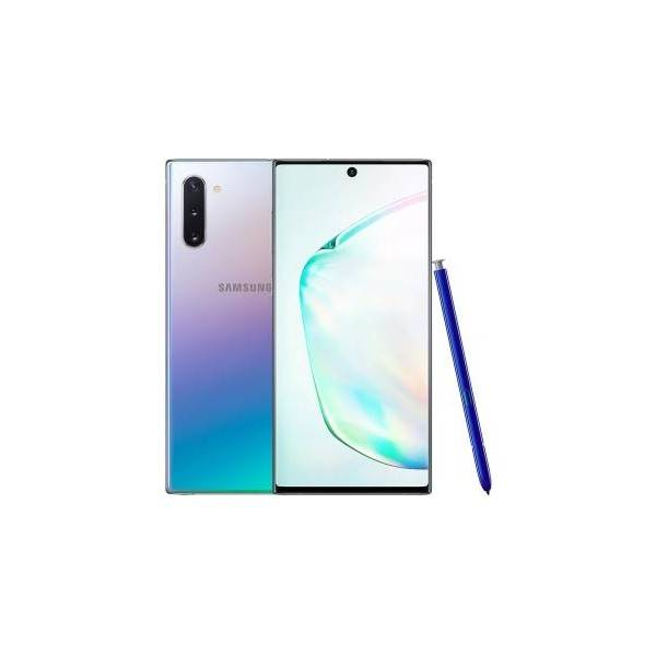 "Samsung Galaxy Note10 SM-N970F 8+256GB 6.3"" Aura Glow DS"