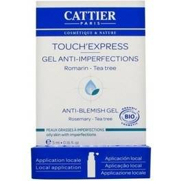 Cattier Gel Antimperfecciones Touch  Express 5 Ml