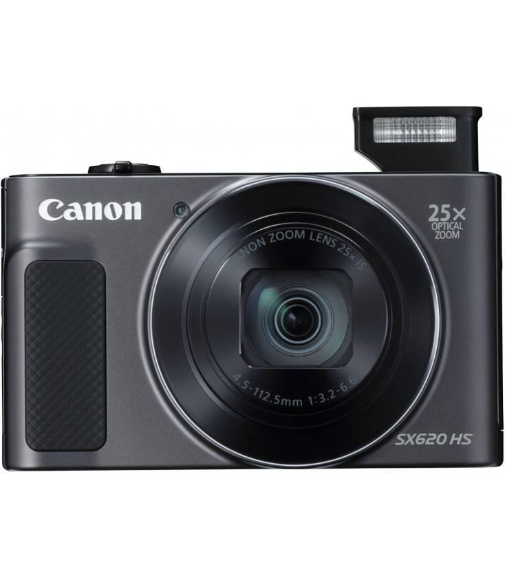 Canon Powershot Sx620 Hs Negra