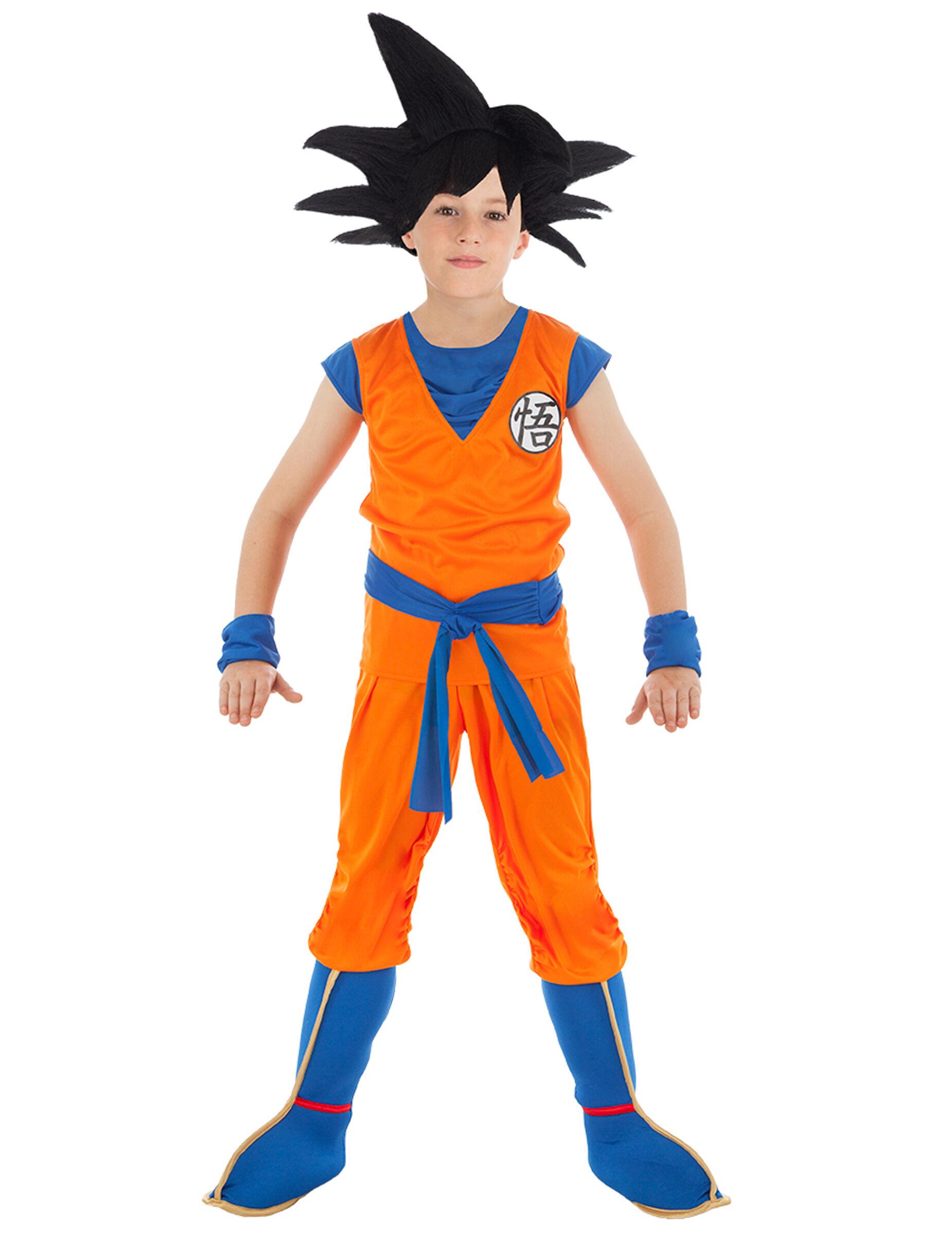 Vegaoo.es Disfraz Goku Dragon Ball Z niño - 11 a 12 años