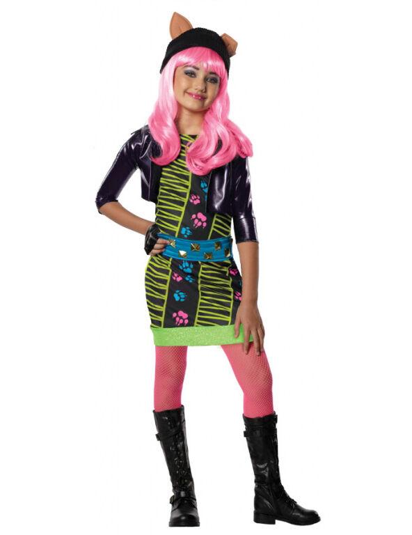 Vegaoo.es Disfraz Howleen Wolf Monster High niña - 3-4 años